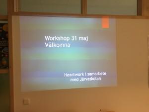 Workshop Heartwork Skolsupport